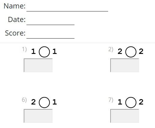 math addition worksheet sample