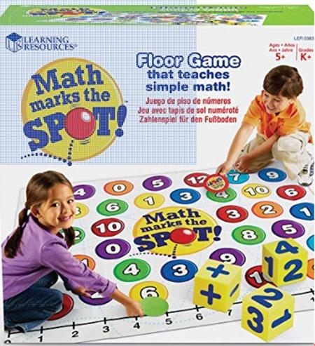 math practice worksheet