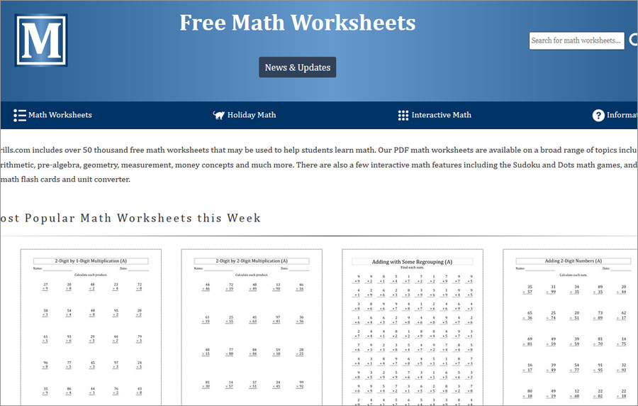 free first grade math worksheets to print 10