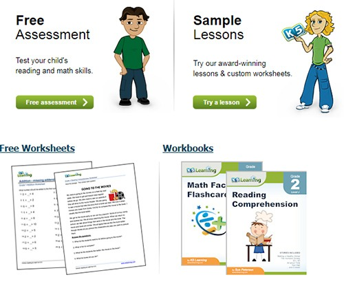 addition math worksheets for student