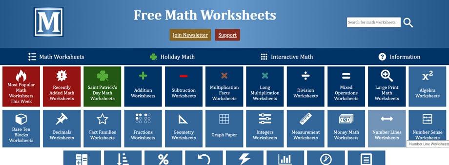2nd grade math worksheets free