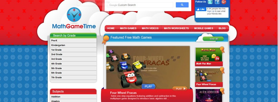 free 6th grade math worksheets with mathgametime
