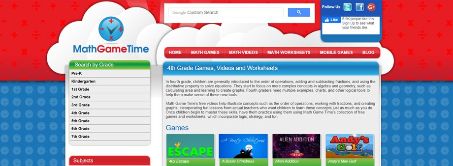 free math worksheets for 4th grade mathgametime