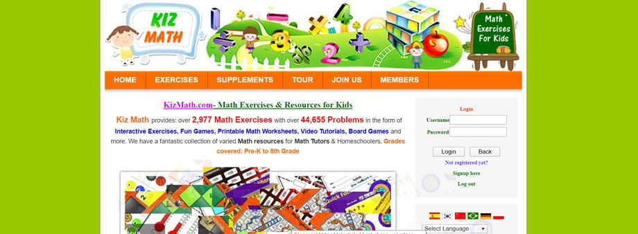 free math worksheets for 8th grade kizmath