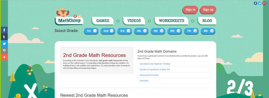 free printable 2nd grade math worksheets