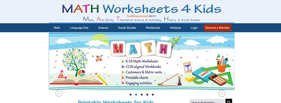 sixth grade free math worksheets Mathworksheets4kids